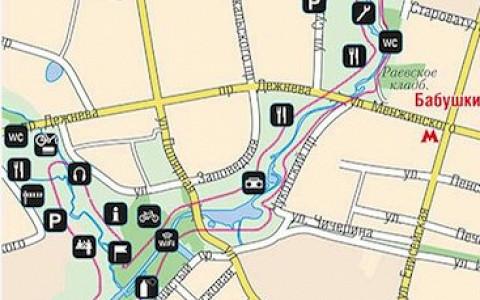Проект велопарка в Яузской пойме оказался картой будущего фестиваля