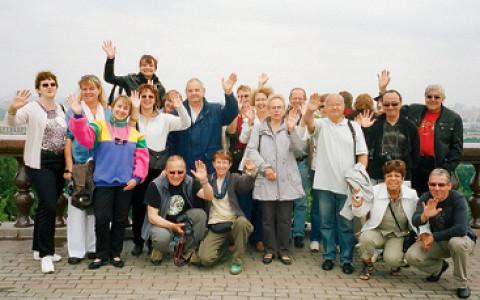 Два дня автобусных экскурсий вместе с французами