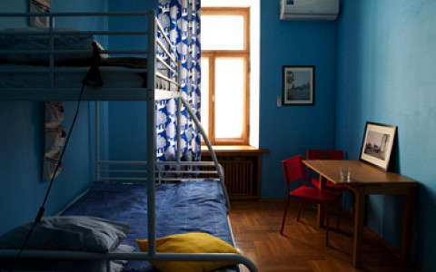 5 хороших мест в центре Москвы, где можно недорого переночевать