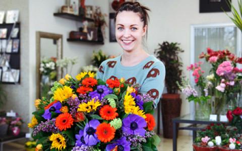 Работники цветочных лавок о своей работе и предпочтениях посетителей