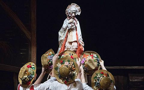 «Безумный день, или Женитьба Фигаро» в Театре им. Образцова: побег из курятника