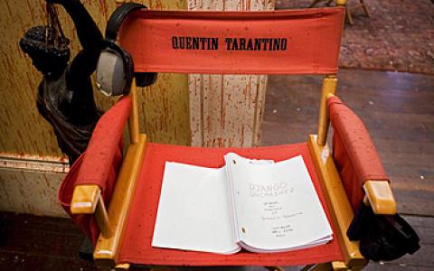 Тарантино, Вальц, Ди Каприо, Джексон и Фокс обсуждают «Джанго освобожденного»