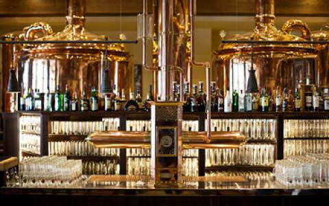 Café Russe в «Ритце», гастрономическая лавка Затуринского «Бульон крутон», еще один Podium Market