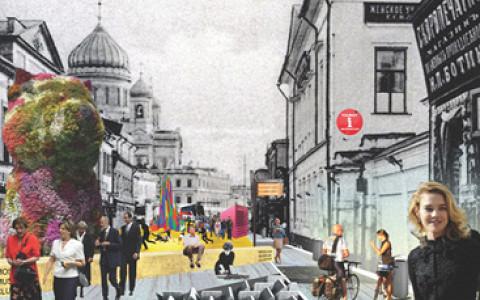 Мосты-бульвары, парк на Боровицкой площади, кафе на секретной заправке и другие проекты