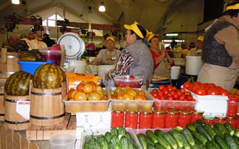 Власти продают четыре московских рынка