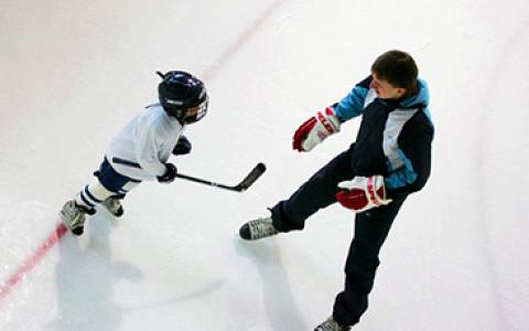 Хоккейные площадки в Москве