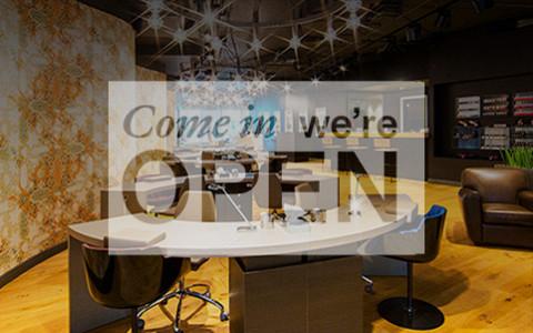 Гигантский салон N1 Beauty, магазин «Точка» и европейский винтаж с фалафелем