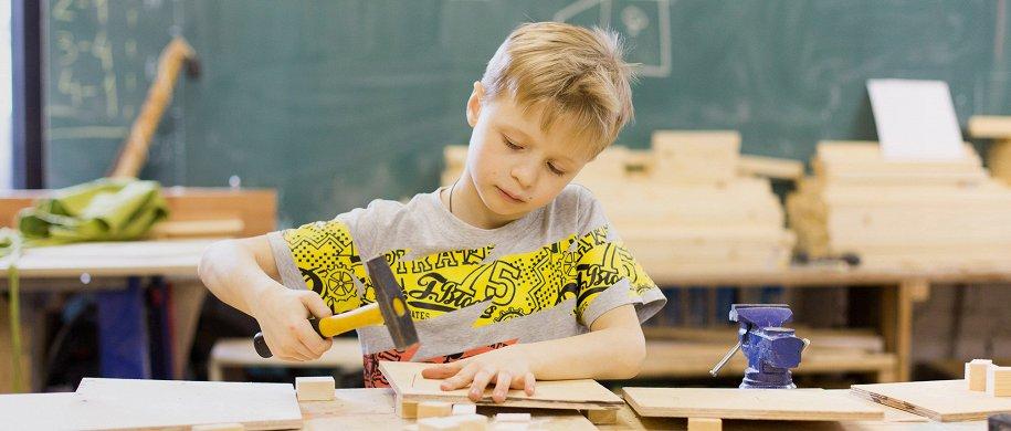 Куда пойти на каникулах, если ребенок учится по системе триместров