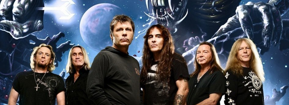 Кино: «Iron Maiden: Raising Hell»