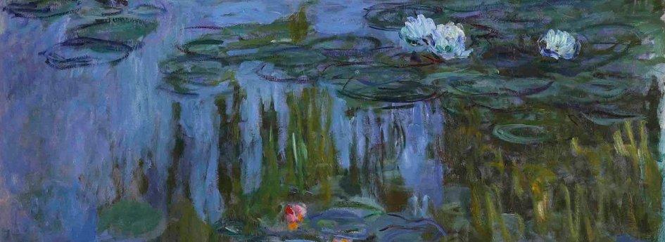 Кино: «Сады в живописи: От Моне до Матисса»