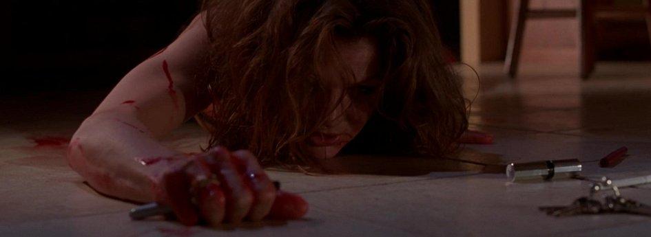 Кино: «Запекшаяся кровь»