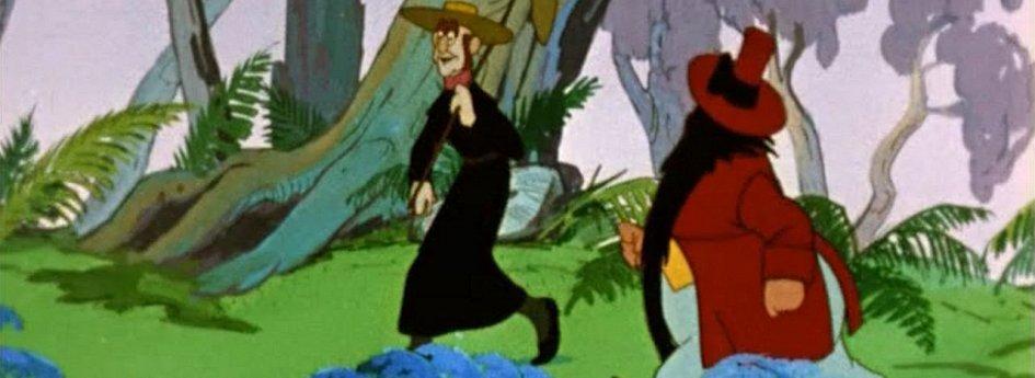 Кино: «Приключения Буратино»