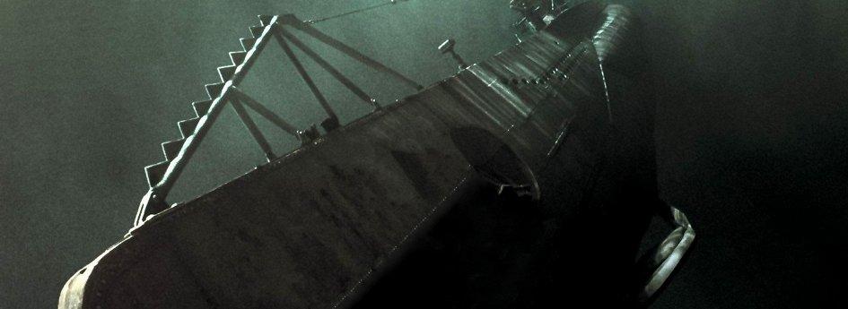 Кино: «Подводная лодка U-571»