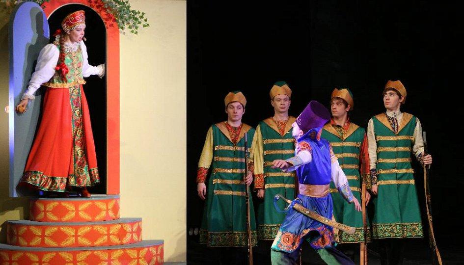 Театр: Летучий корабль, Нижний Новгород