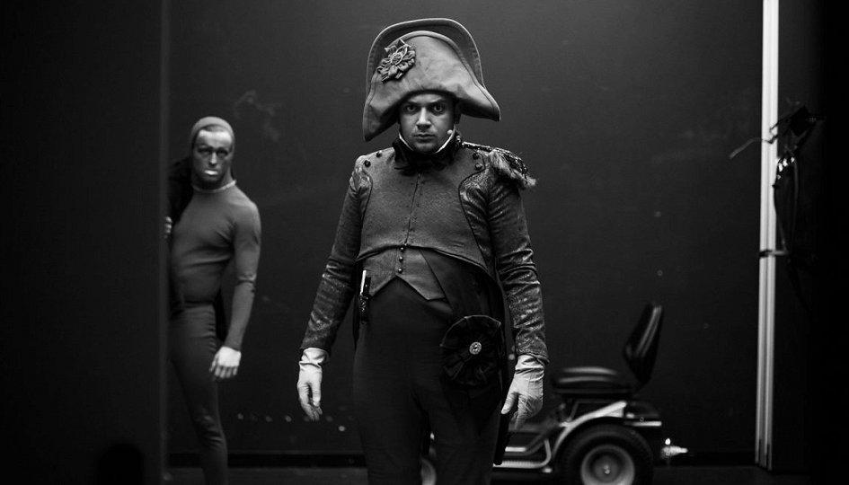 Выставки: Олимпия Орлова. Backstage. Взгляд из-за кулис