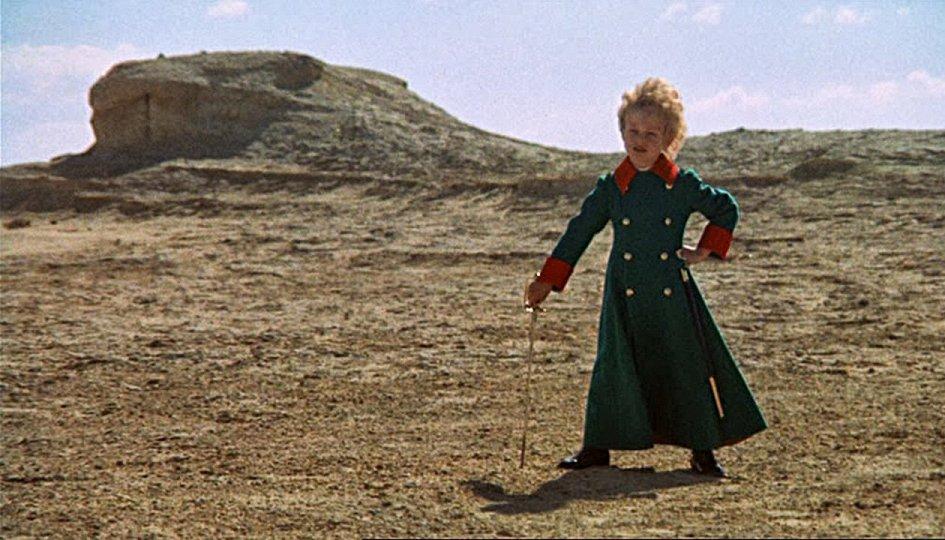 Кино: «Маленький принц»