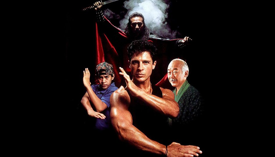 Кино: «Американский ниндзя-5»