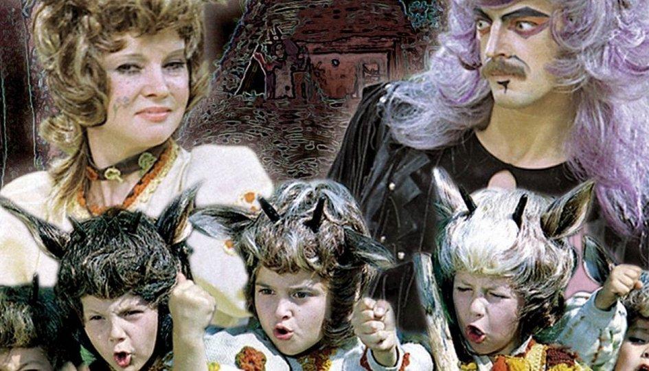 Кино: «Мама»