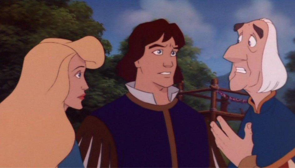 Кино: «Принцесса-лебедь: Тайна заколдованного королевства»