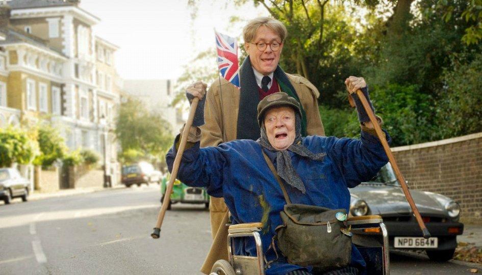 Кино: «Леди в фургоне»