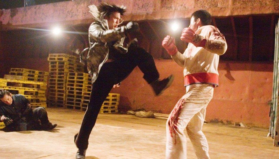 Кино: «Последний бой»