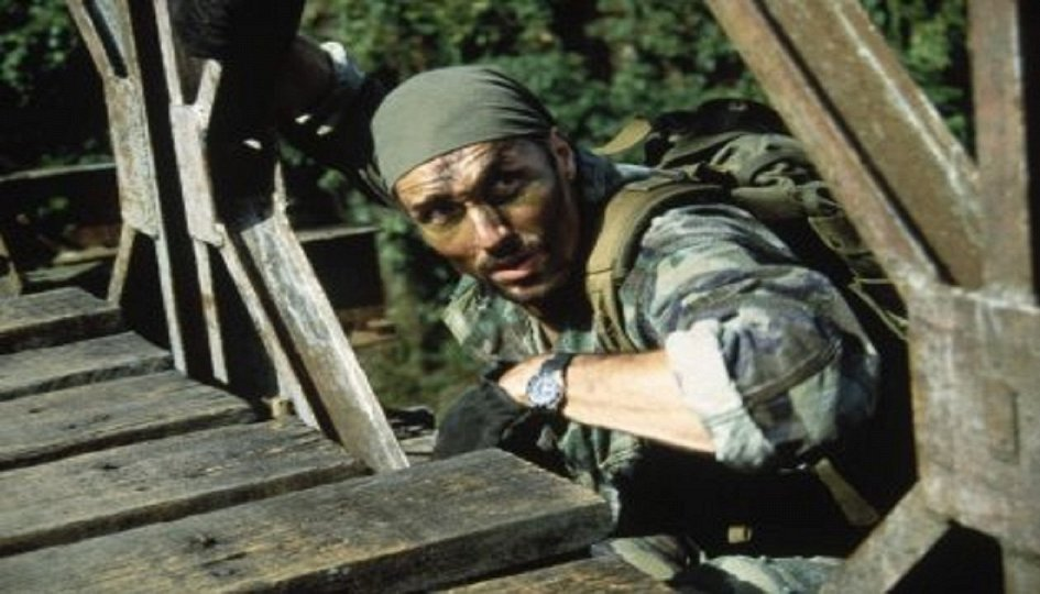 Кино: «В тылу врага»