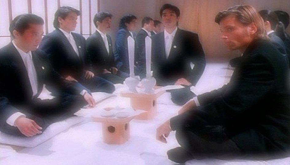 Кино: «Американский якудза»
