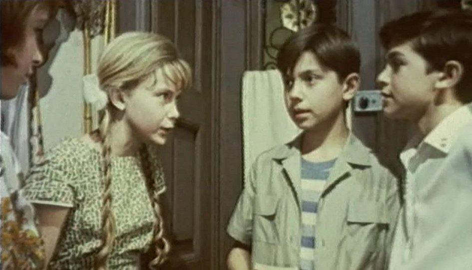 Кино: «Иностранка»