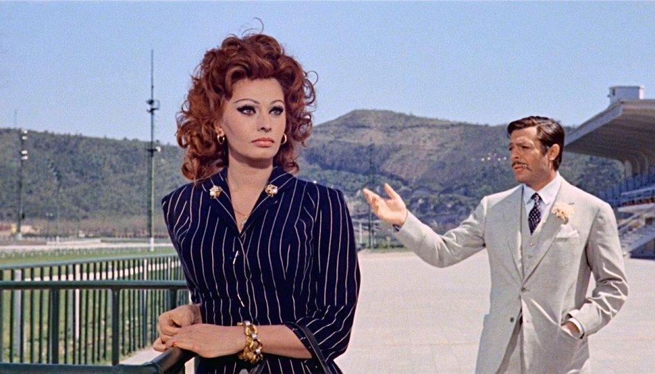 Кино: «Брак по-итальянски»