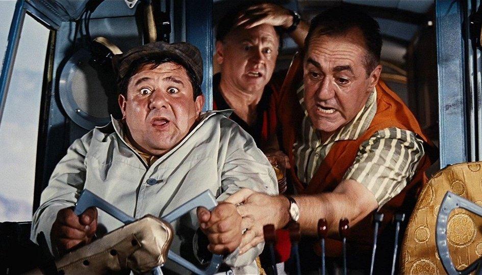 Кино: «Этот безумный, безумный, безумный, безумный мир»