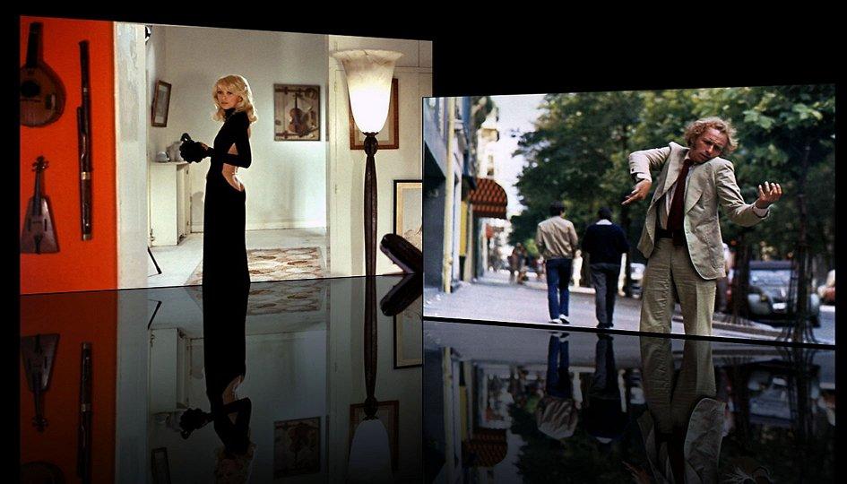 Кино: «Высокий блондин в черном ботинке»