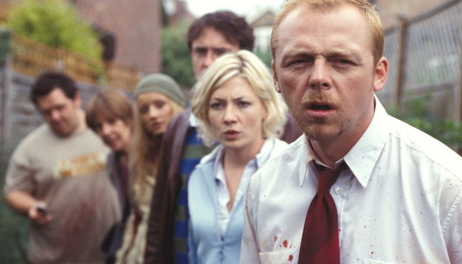 Кино: «Зомби по имени Шон»