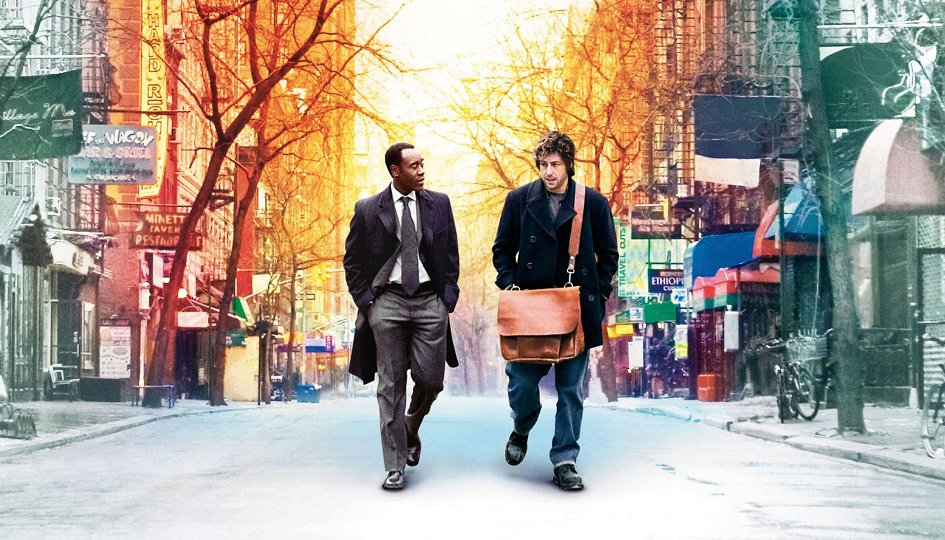Кино: «Опустевший город»