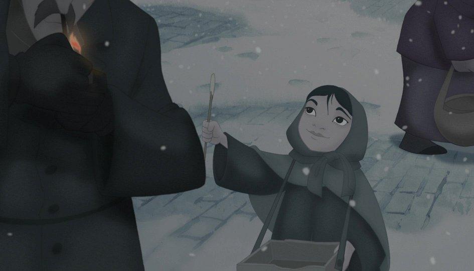 Кино: «Девочка со спичками»