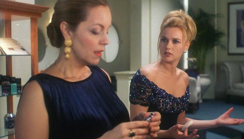 Кино: «Дамская комната»