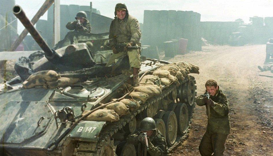 Кино: «Битва в Арденнах»