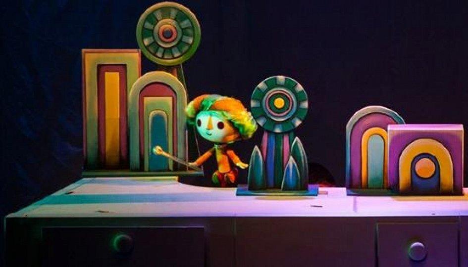 Театр: Маленький Мук