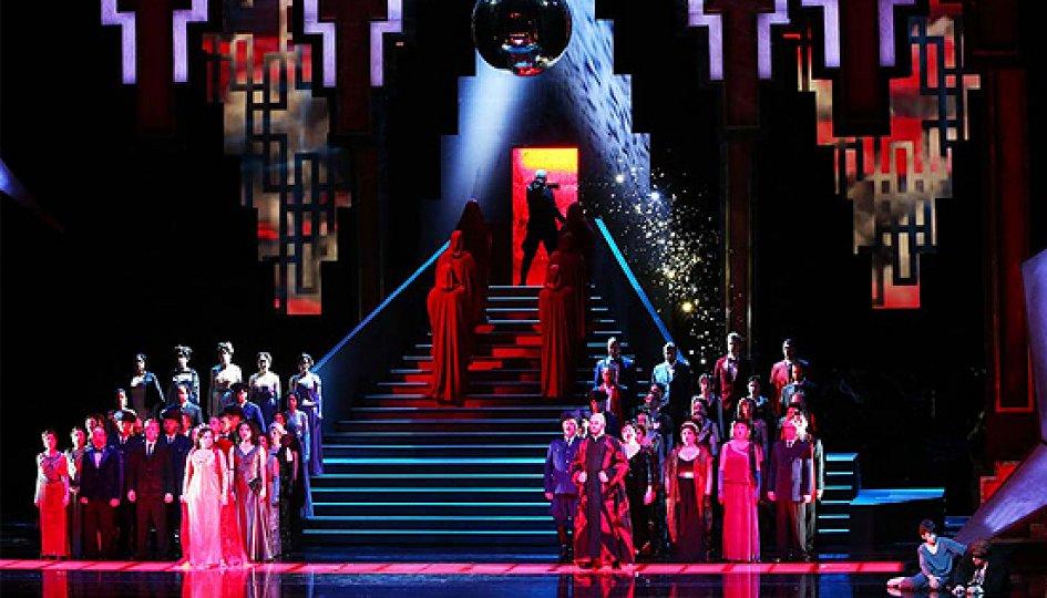 Театр: Самсон и Далила, Санкт-Петербург