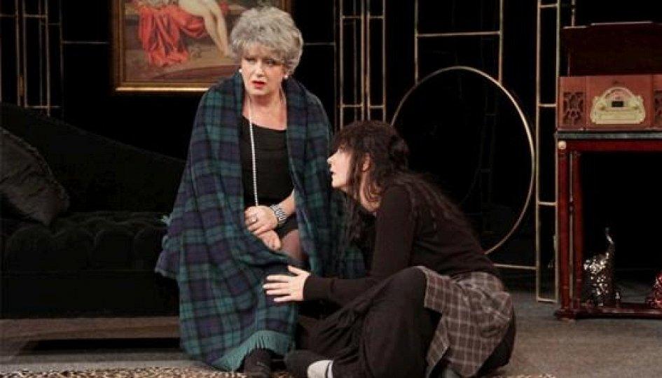 Театр: Прощальное танго