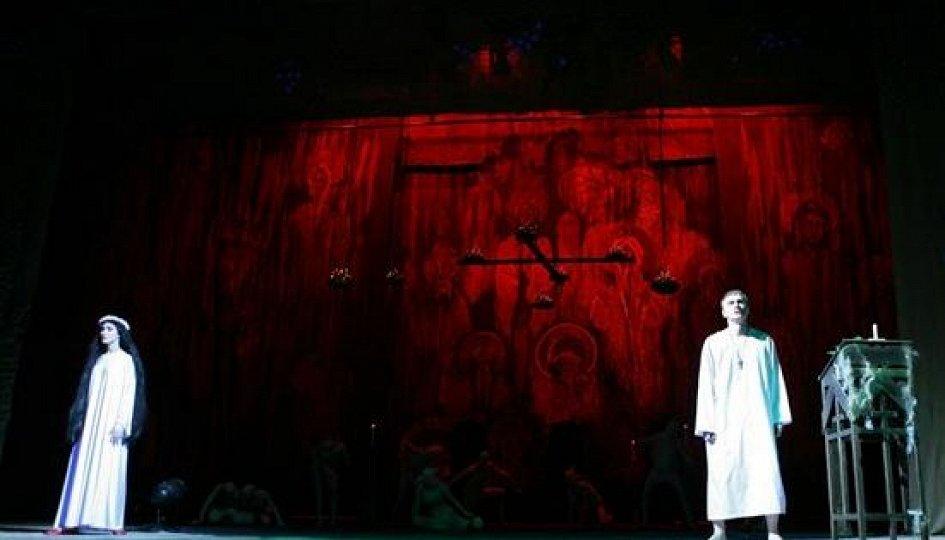 Театр: Панночка, Калининград