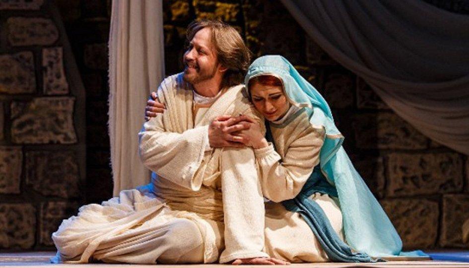 Театр: Лазарь, или Торжество Воскрешения