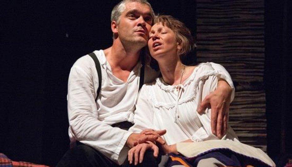 Театр: Крики из Одессы, Санкт-Петербург