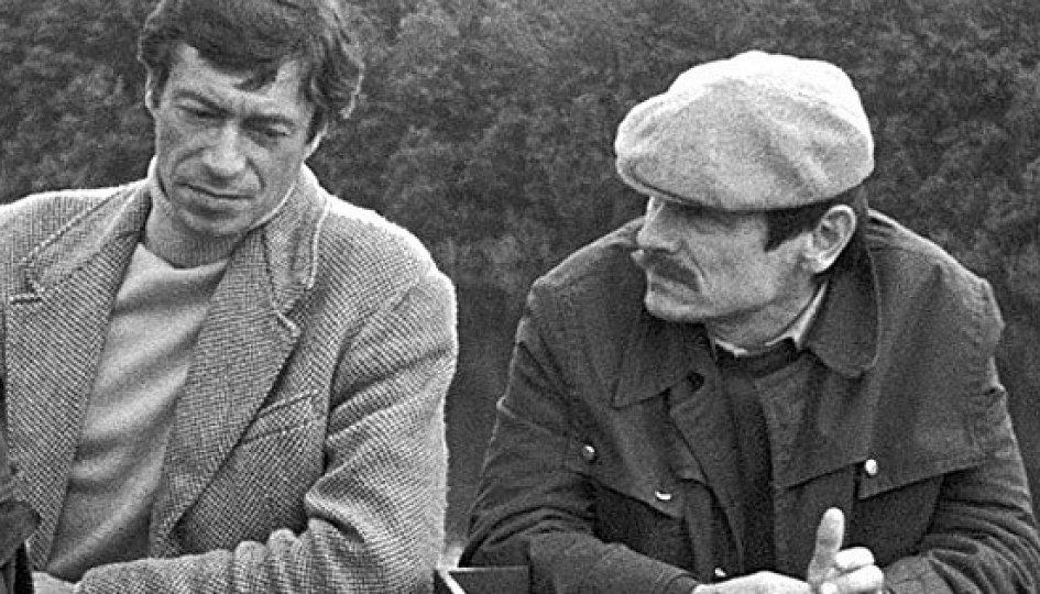 Кино: «Рерберг и Тарковский. Обратная сторона «Сталкера»»