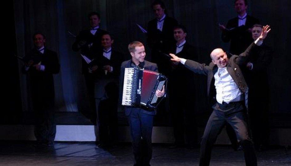 Театр: Мультик-опера
