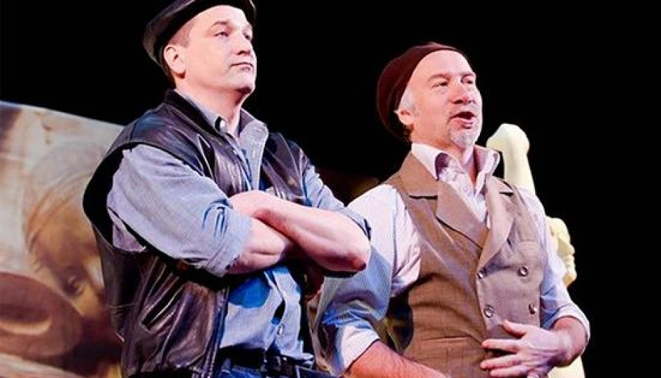 Театр: Хочу замуж за Аполлона