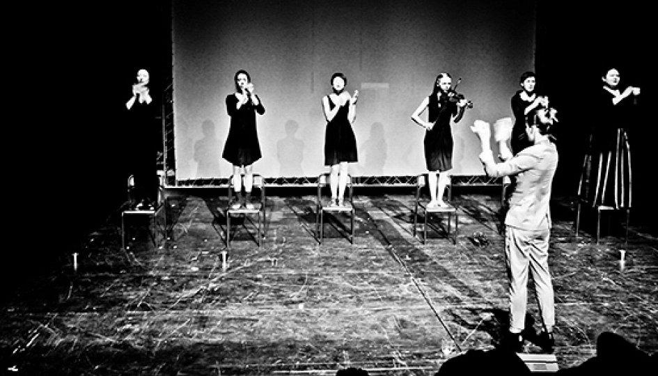 Театр: Актрисы
