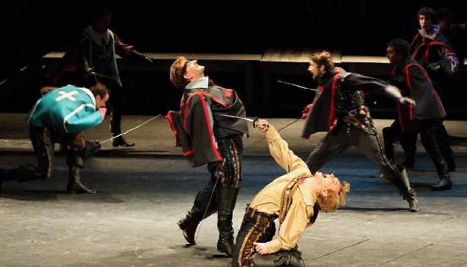 Театр: Мушкетеры