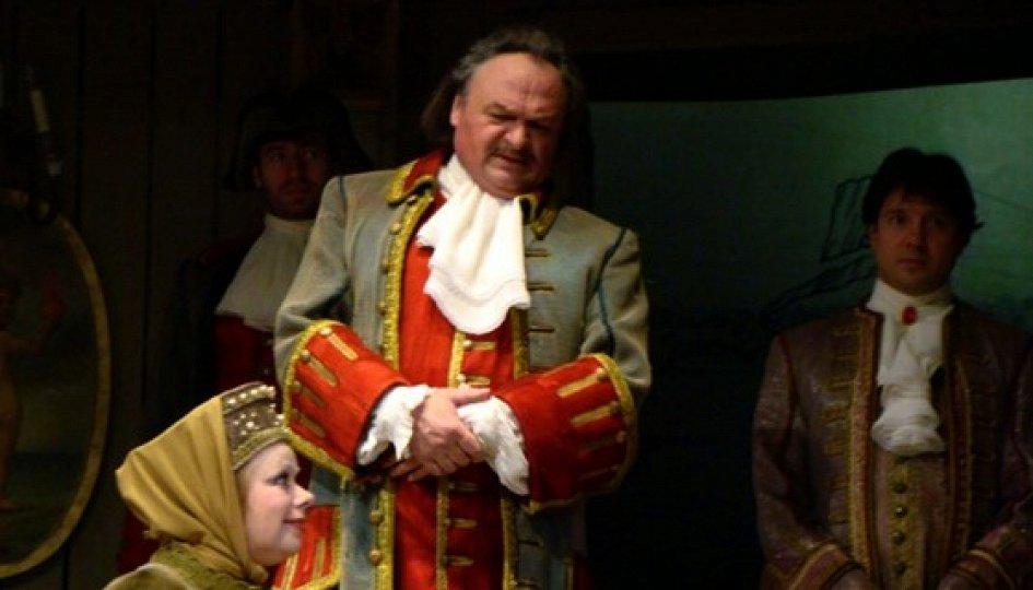 Театр: Шут Балакирев