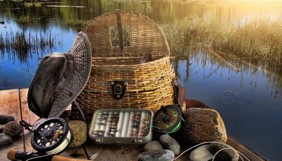 Выставки: Рыболов. Охотник