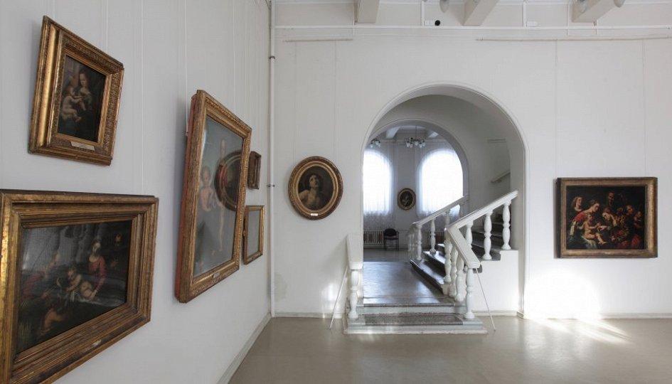 Выставки: Экспозиция искусства Западной Европы